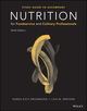 Nutrition for Foodservice and Culinary Professionals, Ninth Edition Student Study Guide (1119271770) cover image