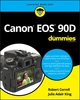 Canon EOS 90D For Dummies (1119674670) cover image