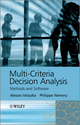 Multi-criteria Decision Analysis: Methods and Software (1119974070) cover image