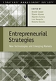 Entrepreneurial Strategies: New Technologies in Emerging Markets (1405141670) cover image