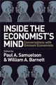 Inside the Economist's Mind: Conversations with Eminent Economists (1405159170) cover image