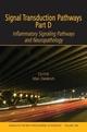 Signal Transduction Pathways, Part D: Inflammatory Signaling Pathways and Neuropathology, Volume 1096 (1573316970) cover image