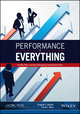 Performance Is Everything: The Why, What, and How of Designing Compensation Plans (1937351270) cover image
