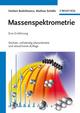 Massenspektrometrie: Eine Einführung, 6th Edition (3527665870) cover image