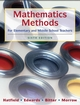 Mathematics Methods for Elementary and Middle School Teachers, 6th Edition (EHEP000170) cover image