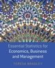 Essential Statistics for Economics, Business and Management (EHEP000970) cover image