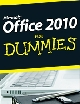 Office 2010 For Dummies, Inkling Edition (WS100070) cover image