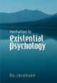 Invitation to Existential Psychology: A Psychology for the Unique Human Being and its Applications in Therapy (0470028971) cover image