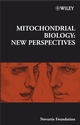 Mitochondrial Biology: New Perspectives (0470066571) cover image
