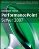 Microsoft Office PerformancePoint Server 2007 (0470229071) cover image