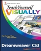 Teach Yourself VISUALLY Dreamweaver CS3 (0470345071) cover image