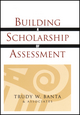 Building a Scholarship of Assessment (0470623071) cover image
