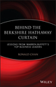 Behind the Berkshire Hathaway Curtain: Lessons from Warren Buffett's Top Business Leaders (0470642971) cover image