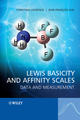 Lewis Basicity and Affinity Scales: Data and Measurement (0470749571) cover image