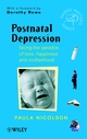 Postnatal Depression: Facing the Paradox of Loss, Happiness and Motherhood (0470849371) cover image