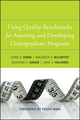 Using Quality Benchmarks for Assessing and Developing Undergraduate Programs (0470892471) cover image