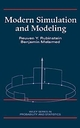 Modern Simulation and Modeling (0471170771) cover image