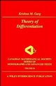 Theory of Differentiation: A Unified Theory of Differentiation Via New Derivate Theorems and New Derivatives (0471253871) cover image