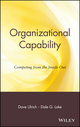 Organizational Capability: Competing from the Inside Out (0471618071) cover image