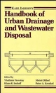 Karl Imhoff's Handbook of Urban Drainage and Wastewater Disposal (0471810371) cover image