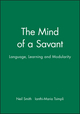 The Mind of a Savant: Language, Learning and Modularity (0631190171) cover image