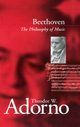 Beethoven: The Philosophy of Music (0745614671) cover image