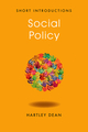 Social Policy, 2nd Edition (0745651771) cover image