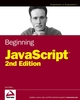 Beginning JavaScript, 2nd Edition (0764555871) cover image