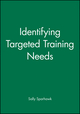 Identifying Targeted Training Needs (0787950971) cover image