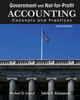 Government and Not-for-Profit Accounting: Concepts and Practices, 6th Edition (1118155971) cover image