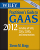 Wiley Practitioner's Guide to GAAS 2012: Covering all SASs, SSAEs, SSARSs, and Interpretations (1118182871) cover image