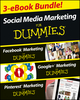 Social Media Marketing For Dummies eBook Set (1118604571) cover image