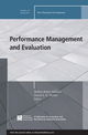 Performance Management and Evaluation: New Directions for Evaluation, Number 137 (1118627571) cover image