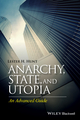 Anarchy, State, and Utopia: An Advanced Guide (1118880471) cover image