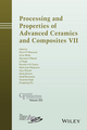 Processing and Properties of Advanced Ceramics and Composites VII: Ceramic Transactions, Volume 252 (1119183871) cover image