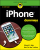 iPhone For Dummies, 11th Edition (1119417171) cover image