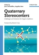 Quaternary Stereocenters: Challenges and Solutions for Organic Synthesis (3527606971) cover image