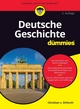 Deutsche Geschichte f�r Dummies, 2. Auflage (3527671471) cover image