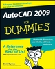 AutoCAD 2009 For Dummies (0470229772) cover image
