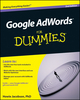 Google AdWords For Dummies, 2nd Edition (0470455772) cover image