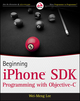 Beginning iPhone SDK Programming with Objective-C  (0470500972) cover image