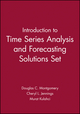 Introduction to Time Series Analysis and Forecasting Solutions Set (0470501472) cover image