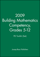 2009 Building Mathematics Competency, Grades 5-12 PD Toolkit (Set) (0470562072) cover image