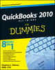 QuickBooks 2010 All-in-One For Dummies (0470590572) cover image