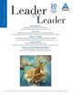 Leader to Leader (LTL), Volume 57, Summer 2010 (0470596872) cover image
