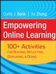 Empowering Online Learning: 100+ Activities for Reading, Reflecting, Displaying, and Doing (0470605472) cover image