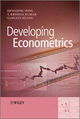 Developing Econometrics (0470681772) cover image