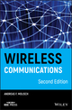 Wireless Communications, 2nd Edition (0470741872) cover image