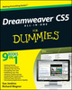 Dreamweaver CS5 All-in-One For Dummies (0470873272) cover image
