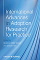 International Advances in Adoption Research for Practice (0470998172) cover image